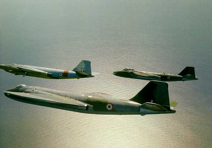 British Aerospace Canberra (English Electric Canberra)